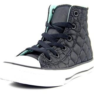 Converse Chuck Taylor HI Round Toe Canvas Sneakers