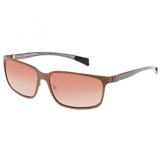 Breed Neptune Men's Titanium Sunglasses - 100% UVA/UVB Prorection - Polarized/Gradient Lens - Multi