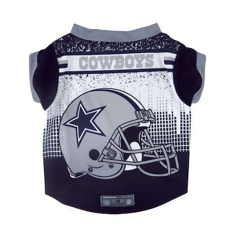 Dallas Cowboys Pet Performance Tee Shirt Size XS