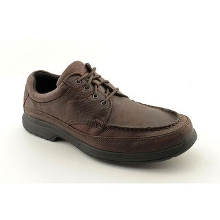 Rockport Banni Men Moc Toe Leather Oxford