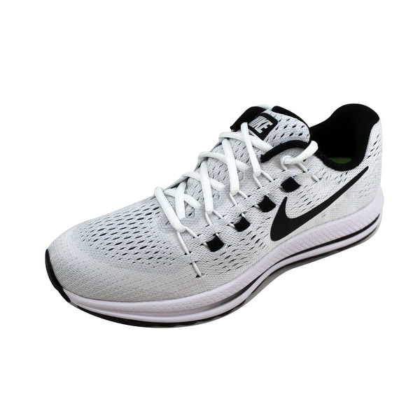 08ca5a8f718db ... Women s Athletic Shoes. Nike Women  x27 s Air Zoom Vomero 12 White Black-Pure  Platinum