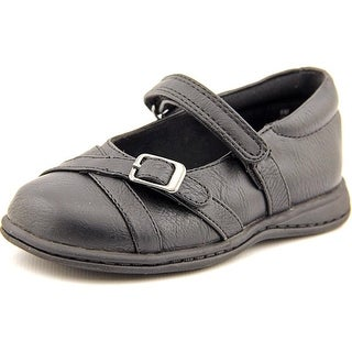 Rachel Shoes Lil Marina Toddler Round Toe Synthetic Flats