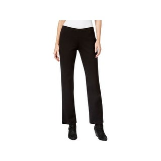 Eileen Fisher Womens Petites Bootcut Pants Tencel Blend Pull On (2 options available)
