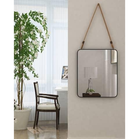 Ian Metal Hanging Mirror