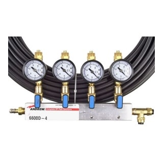 CommScope - 4 Outlet Gas Manifold Kit