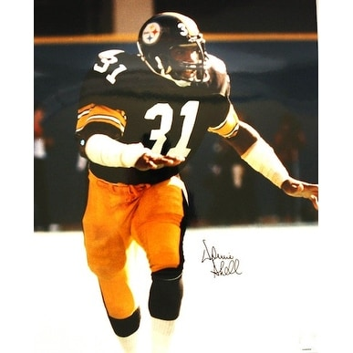 b9dbfa66c3b Shop Autographed Donnie Shell Pittsburgh Steelers 16x20 Photo - Free  Shipping On Orders Over $45 - Overstock - 12656228