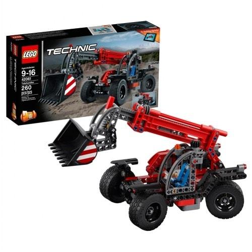 Shop Lego Technic Telehandler 42061 Free Shipping On Orders Over