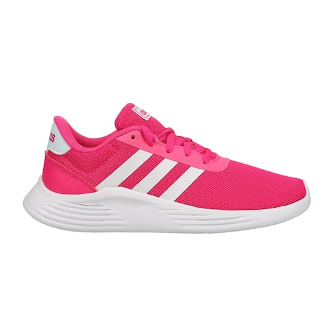 adidas Lite Racer 2.0 - Kids Girls Sneakers Shoes Casual - Pink