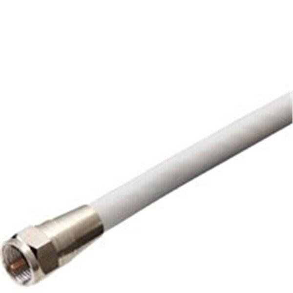 American Tack & Hdwe VG101206W Coaxial Rg6 12 Ft. - White