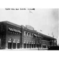 Fenway Park - Boston Red Sox - Vintage Photo (Art Print - Multiple Sizes)