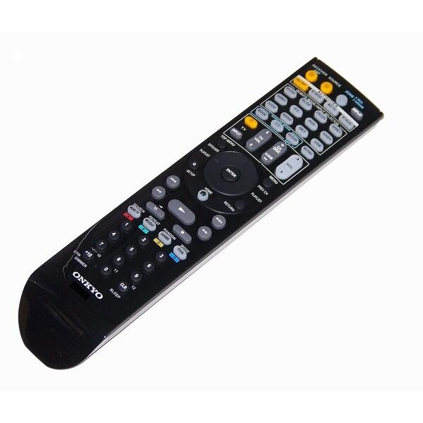 OEM Onkyo Remote Control Originally Shipped With: TXNR1010, TX-NR1010, TXNR3010, TX-NR3010, TXNR5010, TX-NR5010