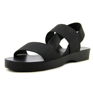 Report Signature Broc Open-Toe Synthetic Slingback Sandal