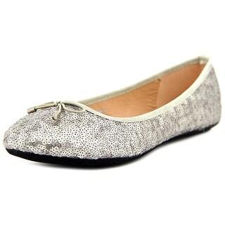 GC Shoes Phelomenia Women Round Toe Canvas Flats