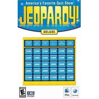 Jeopardy! Deluxe Edition for Mac OS X