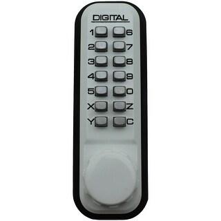 Lockey 2500 2000 Series Keyless Entry Single Combination Sliding Door Mechanical Deadbolt