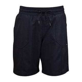 Jag Women's Solid Drawstring Board Shorts
