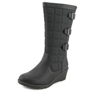 Rachel Shoes Northwest Round Toe Leather Boot
