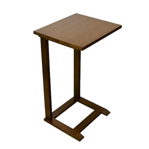 Solid Bamboo C-Table
