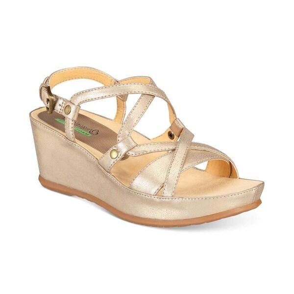 Bare Traps Womens Lotti Open Toe Casual Platform Sandals