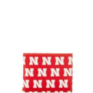 Dooney & Bourke NCAA Nebraska Credit Card Billford (Introduced by Dooney & Bourke at $68 in Jul 2015)