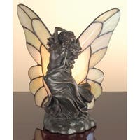 Meyda Tiffany 50429 Stained Glass / Tiffany Specialty Lamp from the Lighted Sculptures Collection - n/a