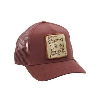 Goorin Bros. Mens Cougar Hat in Maroon
