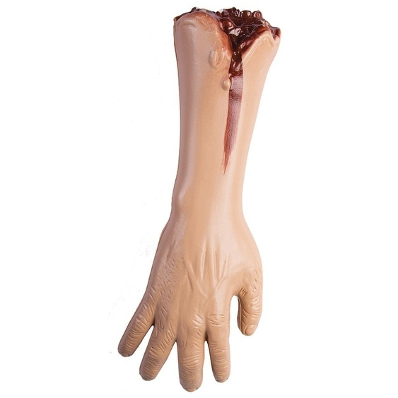 Cut-Off Bloody Arm Halloween Prop