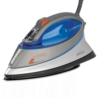 Sunbeam GCSBCS-100 Turbo Steam Professional Iron, 1500 Watts