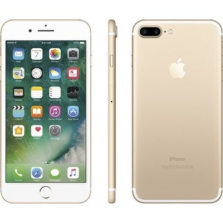 Link to Refurbished Apple iPhone 7 Plus 128GB GSM Unlocked Gold Similar Items in Mobile Phones