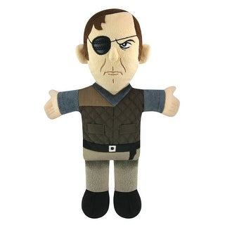 The Walking Dead Governor Plush Dog Chew Toy - multi