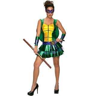 Rubies Donatello Dress Adult Costume - Green