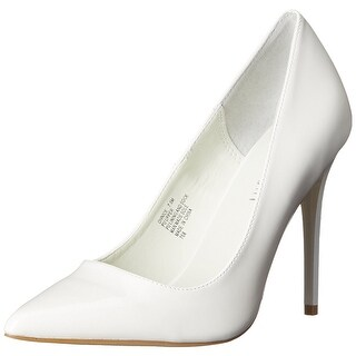 Madden Girl Womens Ohince Pointed Toe Classic Pumps