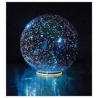 Lighted Mercury Glass Ball Sphere - Blue|https://ak1.ostkcdn.com/images/products/is/images/direct/bb18d2d95f40c9aa6642b9d562a1810c54b31976/Lighted-Mercury-Glass-Ball-Sphere---Blue.jpg?impolicy=medium