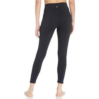"Link to Brand - Core 10 Women's Studiotech Icon Series High Waist 'Eyelet' Yoga Legging -26"" Similar Items in Women's Plus-Size Clothing"