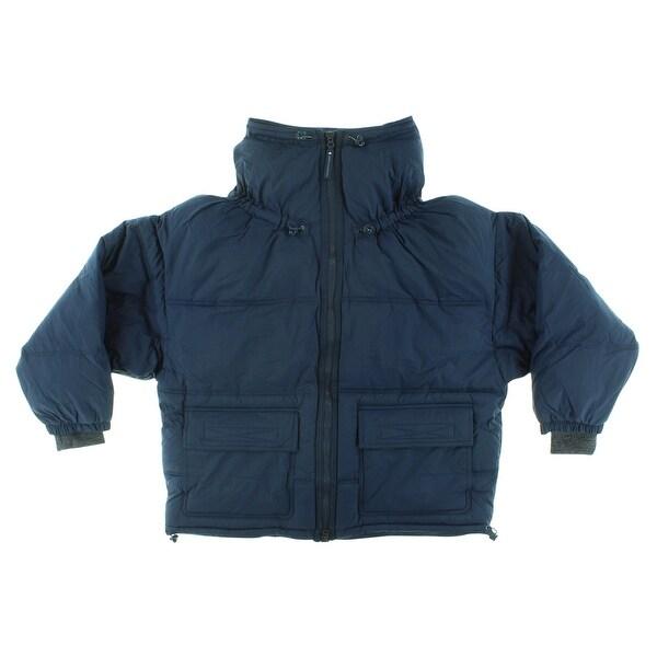 Adidas Womens Stella Mccartney Wintersport Puffa Jacket Indigo M