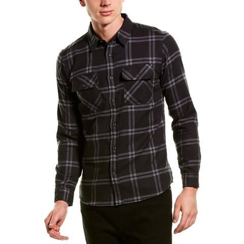 Hurley Salinger Classic Fit Woven Shirt