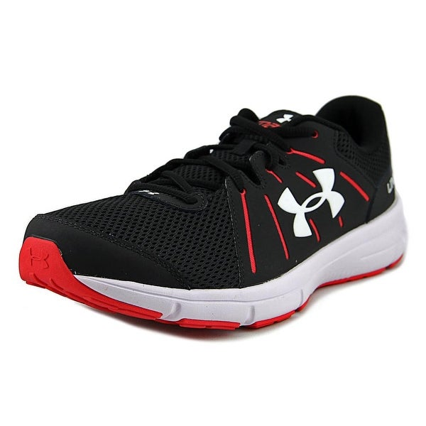 Under Armour Dash RN 2 Men Blk/Red/Wht Running Shoes