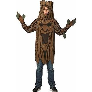 Scary Tree Adult Tunic Costume