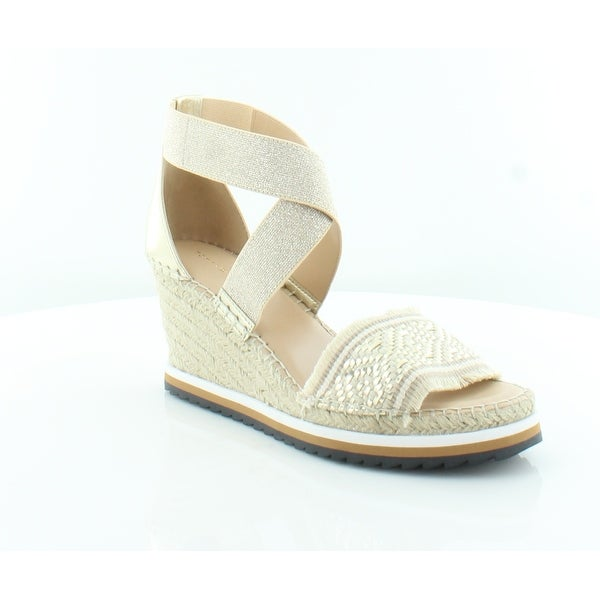 f25ae4ce247 Shop Tommy Hilfiger Yemina Women s Sandals Gold - 8 - Free Shipping ...