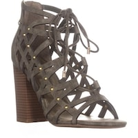 702be4022b3bf4 Shop G by GUESS Holmes Strappy Gladiator Sandals