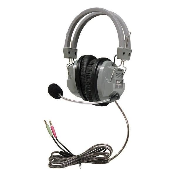 Deluxe Headphone W/ Boom Microphone