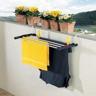 Leifheit 81410 4 in. H Quartet Laundry Drying Rack