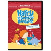 Harry & His Bucket Full of Dinosaurs- Vol. 3 - Perseverance-