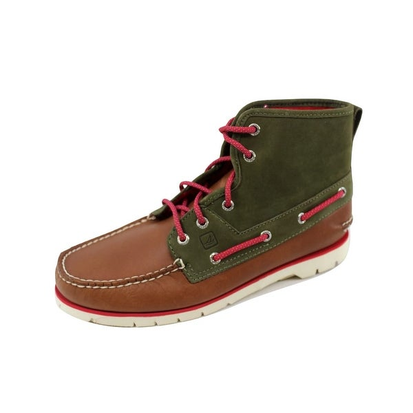 Sperry Men's Boat Lite Boot Echo Blue 10282046 Size 10.5