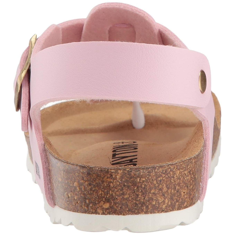 26c657d8be5 Shop Kids Bayton Girls Rhea Buckle SlingBack Platform Sandals - Free  Shipping On Orders Over  45 - Overstock - 23126481