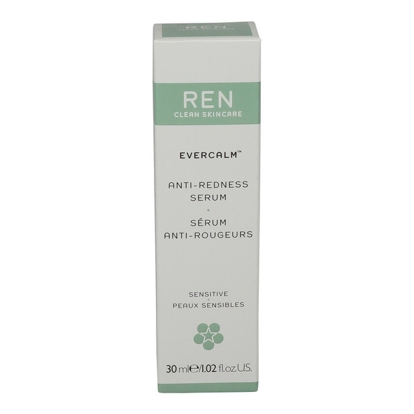 REN Skincare Anti-Redness Serum-1.02 Oz