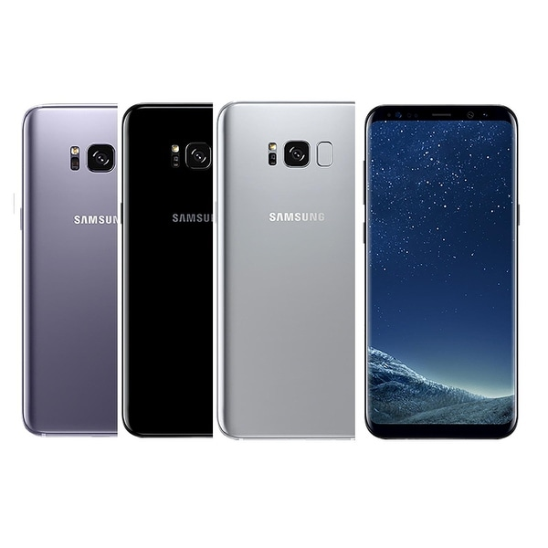 shop samsung galaxy s8 g955u 64gb unlocked gsm us version phone refurbished free shipping