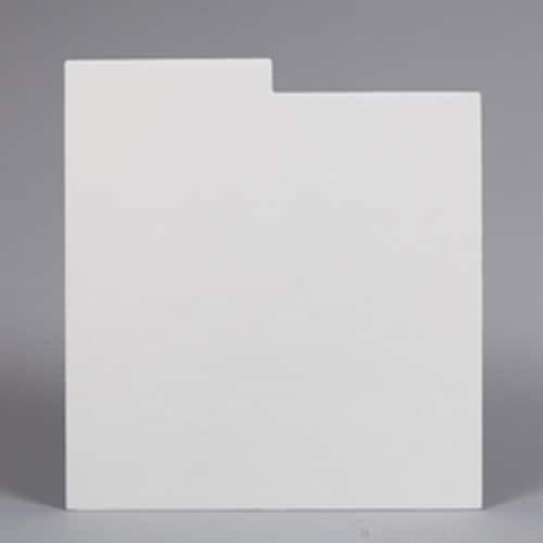 Bags Unlimited Dlpp40 LP Dividers Whtie 40 Gauge