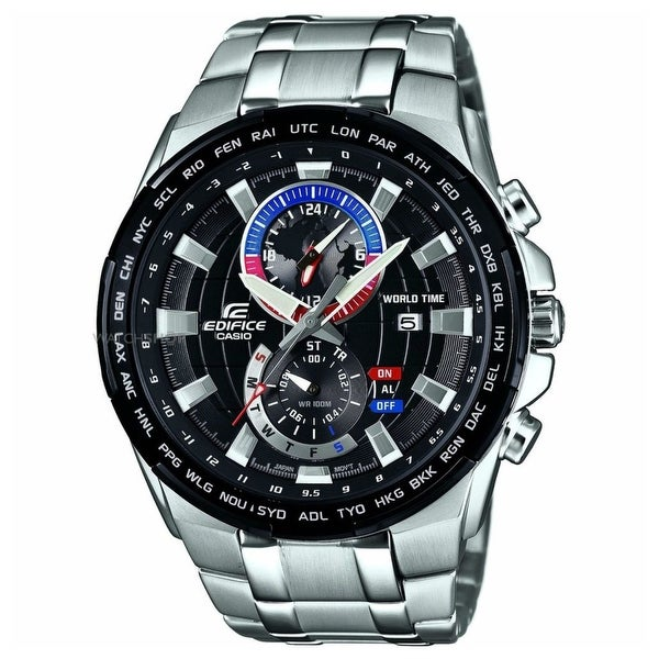 Casio Edifice EFR550D-1A. Opens flyout.
