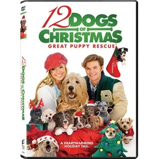 12 Dogs of Christmas: Great Puppy Rescue [DVD]